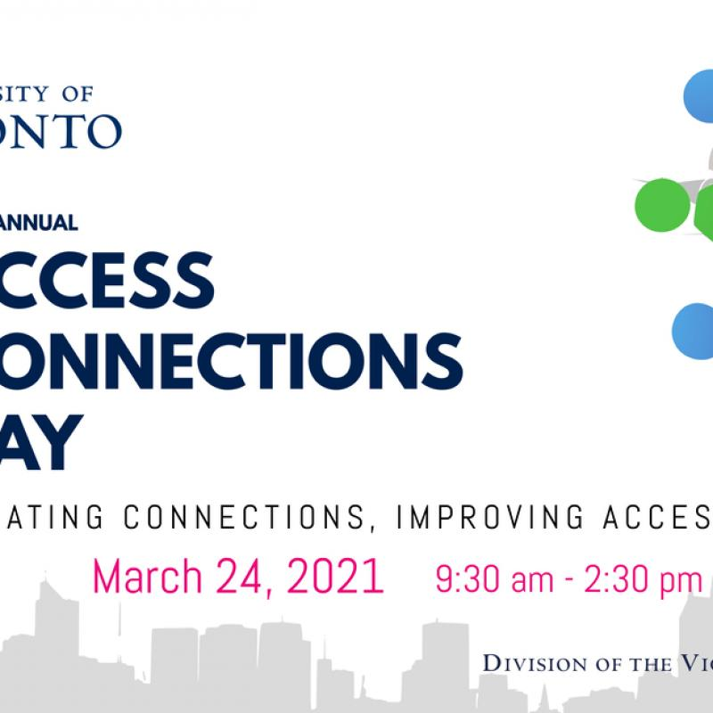 Access Connections Day 2021 poster
