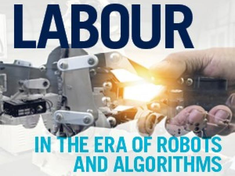 Gunderson Lecture Labour in the Era of Robots and Algorithms